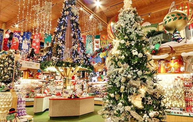 Escoge Tus Decoraciones Navideñas