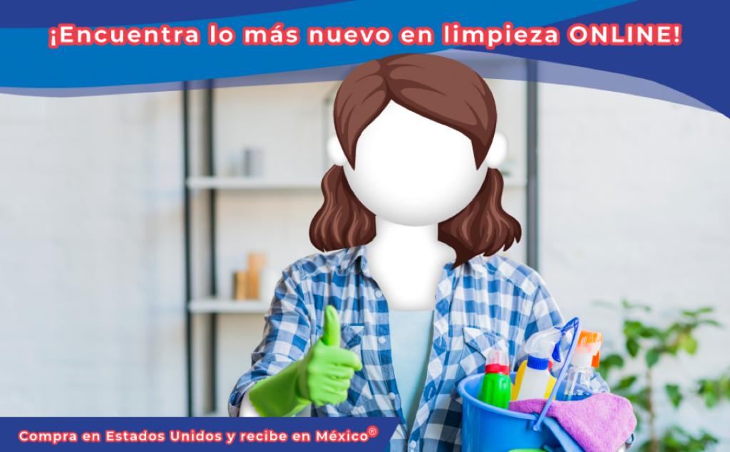 LOS PRODUCTOS MÁS NUEVOS PARA MANTENER LIMPIO EL HOGAR