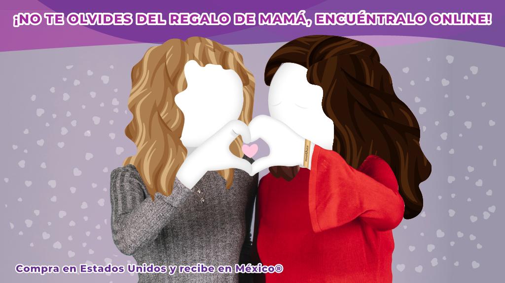 ESTAR CUARENTENA NO ES EXCUSA PARA OLVIDARTE DE MAMÁ