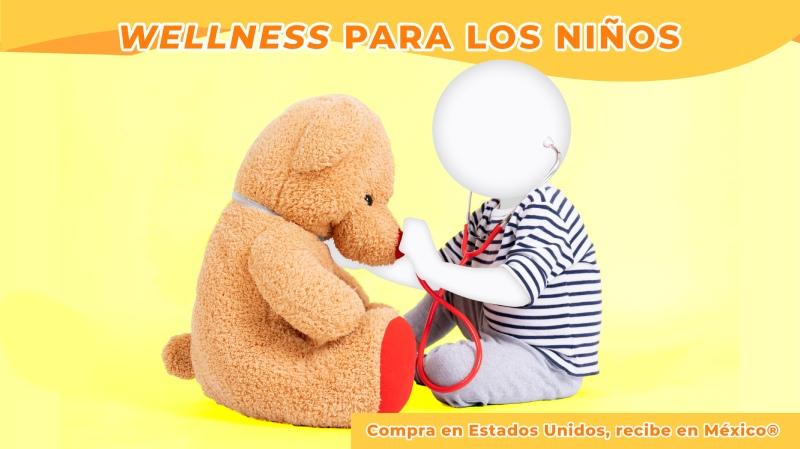 WELLNESS PARA LOS NIÑOS