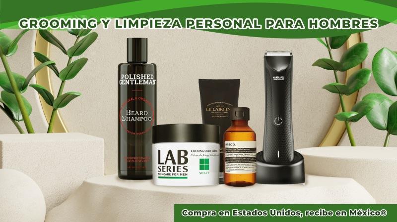 GROOMING Y LIMPIEZA PERSONAL PARA HOMBRES